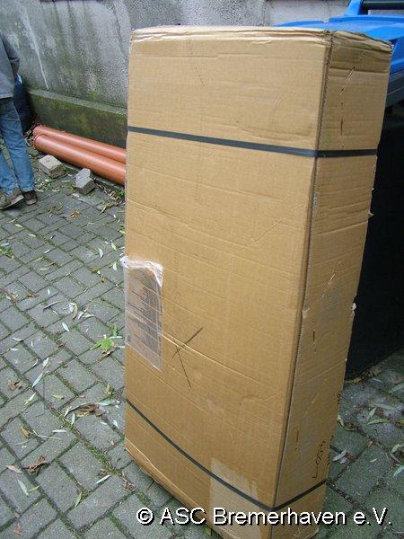 Paket von BN-Pipes
